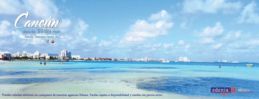 Cancún Semana Santa